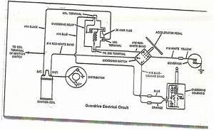 1955 Ford Customline Wiring Diagram