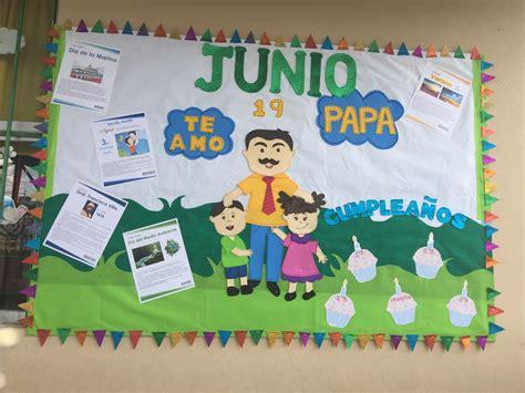 peri 243 dico mural junio preescolar school pinterest school