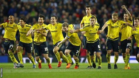 Capital One Cup: Middlesbrough face Everton in quarter ...