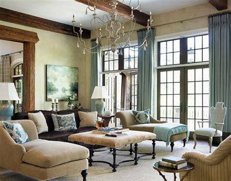 Traditional Living Room : Elegant Living Rooms