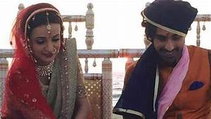 Check out Sanaya Irani-Mohit Sehgal wedding pictures ...