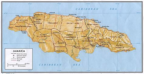 jamaica lanic