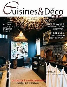 cuisines deco le nouveau magazine de decoration de With magazine deco cuisine