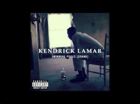 Kendrick Lamar  Swimming Pools (drank) [prod By Tminus