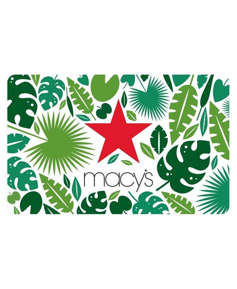 When you open a wedding or gift registry as a star rewards member, you'll earn 10% on the items you buy, plus 5% on registry items your guests purchase for you. Macy's Spring Fashion E-Gift Card | Fashion gifts, Egift card, Macys