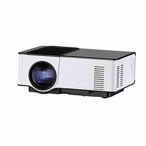 Vs314 Led Mini Home Tv Projector Full Hd 1500 Lumens
