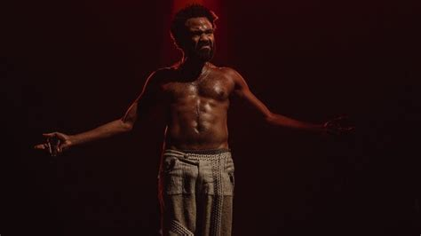 Concert Review Childish Gambino Mesmerizes At Madison
