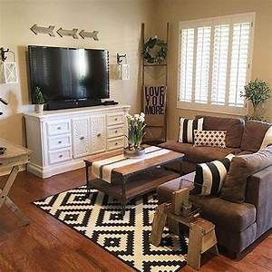 88 rustic farmhouse living room decor ideas 88homedecor With rustic decor ideas living room