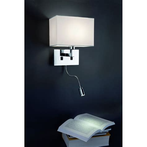 suspension luminaire chambre applique murale avec liseuse led luminaire faro
