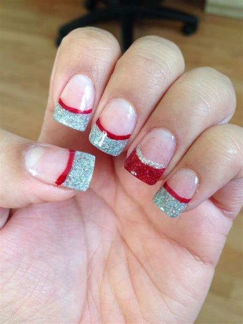 acrylic nail design ideas 30 festive acrylic nail designs photos
