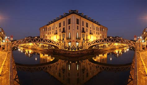 Porta Ticinese Milan Italy by Milan City In Italy Thousand Wonders