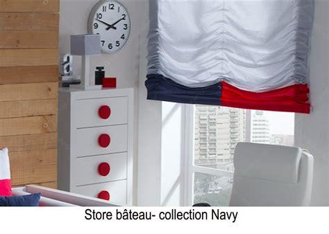 store pour chambre bébé large choix de store bateau aux couleurs variés chez ksl