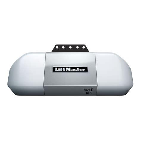 Garage Door Opener Wifi by Premium Series 8355w Wifi Garage Door Opener Liftmaster