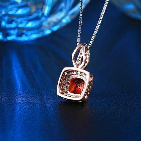 Rose gold adalah campuran emas dan tembaga (gold and copper alloy). Jual Kalung Berlian Imitasi Lapis Emas Warna Rose Gold ...
