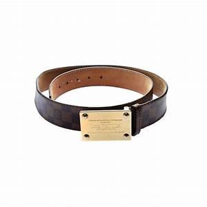 Vintage Louis Vuitton Inventeur Belt at 1stdibs