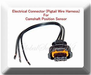 Electrical Connector  Pigtail Wire Harness  For Camshaft