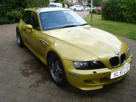 Used 2001 Bmw Z3m Coupe M Coupe For Sale In Yorkshire
