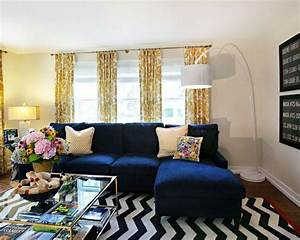 Decorating A Navy Blue Couch Design Remodel