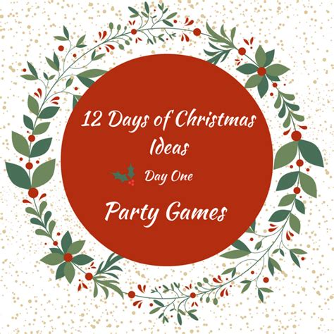 12 Hilarious Christmas Party Games  Intelligent Domestications