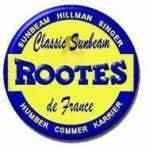 Electricien Dammartin En Goele : classic sunbeam rootes de france ~ Premium-room.com Idées de Décoration