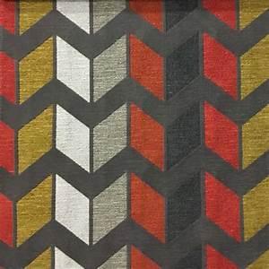 ziba chevron pattern modern texture cotton blend