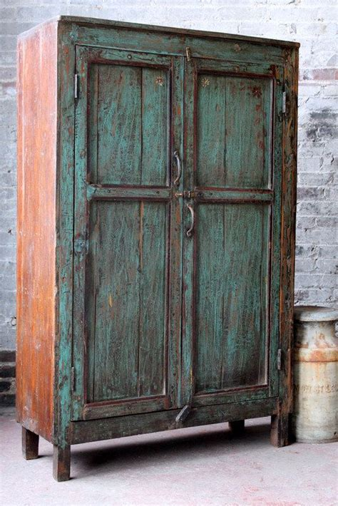 Clothing Cupboards For Sale by Deposit Reserved For Shari Vintage Distressed Kitchen