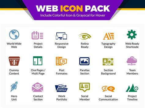Website Icon Vector