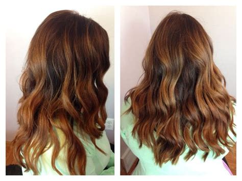 Ombré And Balayage Highlights Using Redken Flashlift