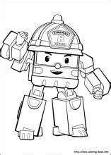 robocar poli coloring pages  coloring bookinfo