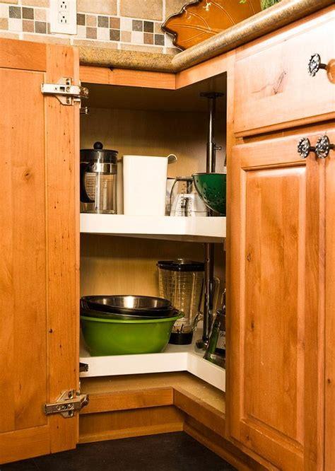 Corner Kitchen Cabinet Organization Ideas by 25 Kitchen Organization And Storage Tips Toaster Corner