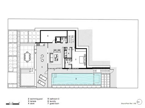 modern contemporary home plans modern open floor house plans modern house dining room