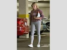 Chloe Moretz in Tights Leaving Coffee Bean 05 – GotCeleb