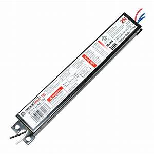 Ge 72266 t8 fluorescent ballast for F32t8 electronic fluorescent 120 to 277 volt high efficiency ballast