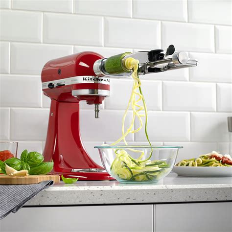 Kitchenaid Spiralizer For Sale by Kitchenaid Spiralizer For Stand Mixers 5ksm1apc