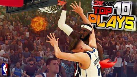 NBA 2K20 Top 10 Plays of the Week: Episodes #6 – #8 | NBA ...