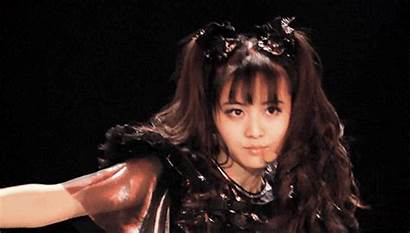 Moa Kikuchi Babymetal Japanese Band Dimples Alternative