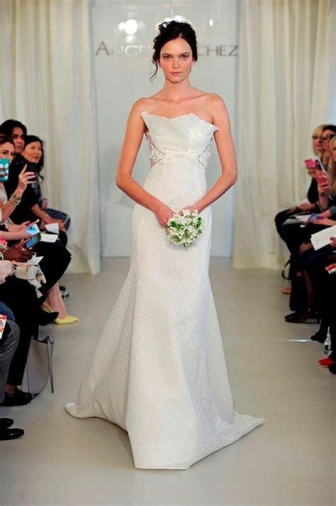 strapless wedding gown bridal 2014 usa weddingbrand mermaid