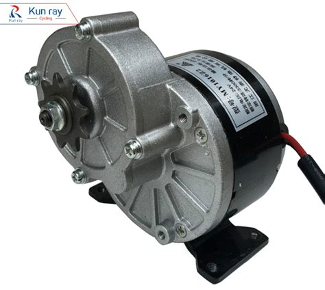 Motor Electric 24v by 1pc 250w 24v Gear Motor Brush Motor Electric Tricycle