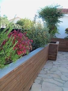 plante brise vue pour terrasse maison design bahbecom With brise vue avec jardiniere 11 plantes de jardin le bambou fascinant et polyvalent