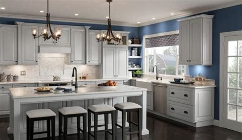 American Woodmark Cabinet Reviews by Classic Cabinets From American Woodmark Pro Construction