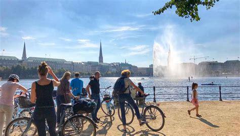 Fahrradtouren in Hamburg • Tourismus • Sehenswürdigkeiten ...