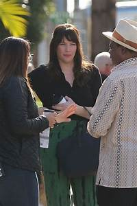 LIV TYLER on the Set of 911 Lone Star in Los ANgeles 02/05 ...