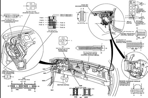 transmission control 1995 buick lesabre engine control i m working on a 1992 buick park ave and i need to know where is the starter enable relay located