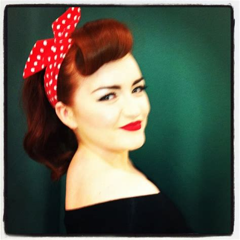1950s Hairstyles And Makeup by 1950s Hair Make Up Sfx Theatre Makeup