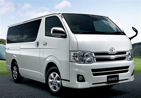 Toyota Hiace Wallpapers by Toyota Hiace Combi Jp Spec 2010 Wallpapers