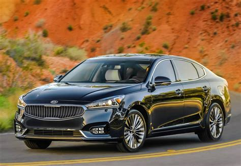 KIA Car : 2018 Kia Cadenza View Specs And Changes