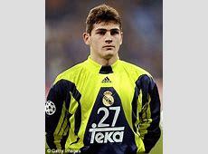 Gianluigi Buffon and Iker Casillas have won 27 major