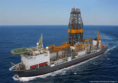Cobalt gets early termination for Rowan Reliance drillship ...