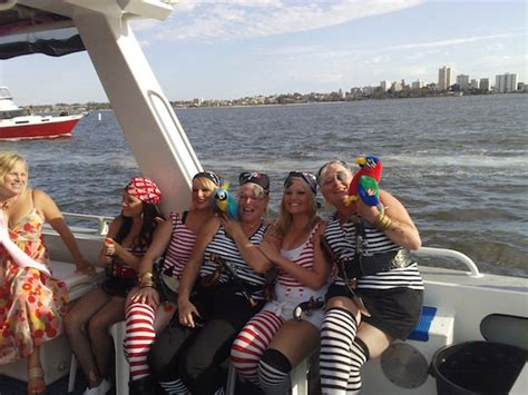 Hens Party Boat Perth by Hens Night