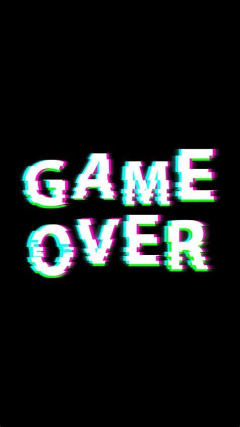 #gameover #wallpaper #tumblr #aesthetic | Tumblr iphone ...